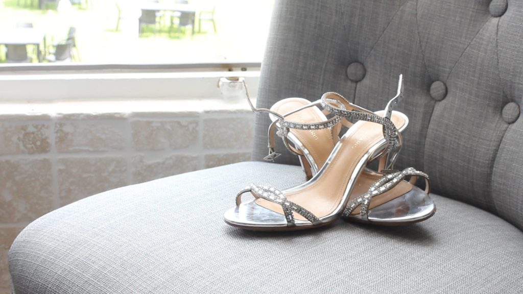 Chaussures mariage - blog Souriez rose
