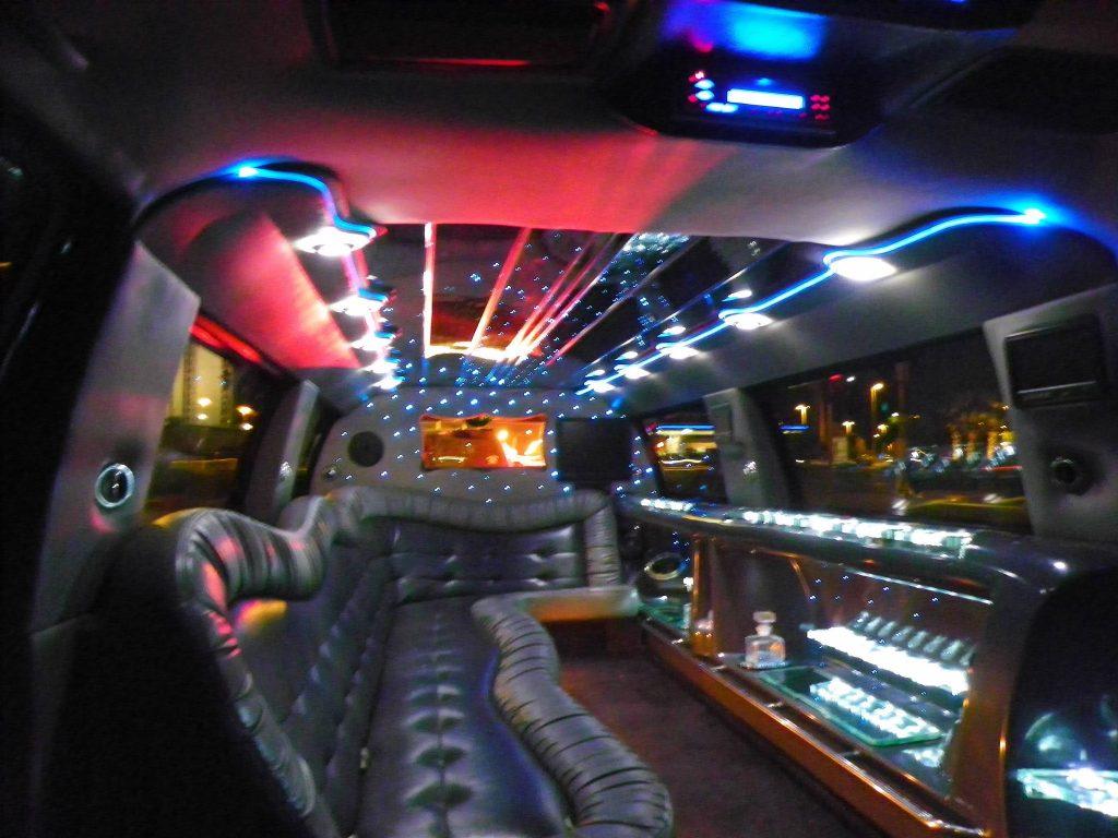 Limousine à Las Vegas