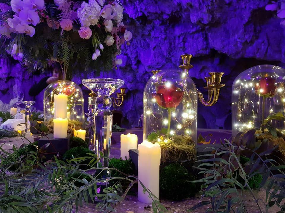 la grotte ambiance mariage