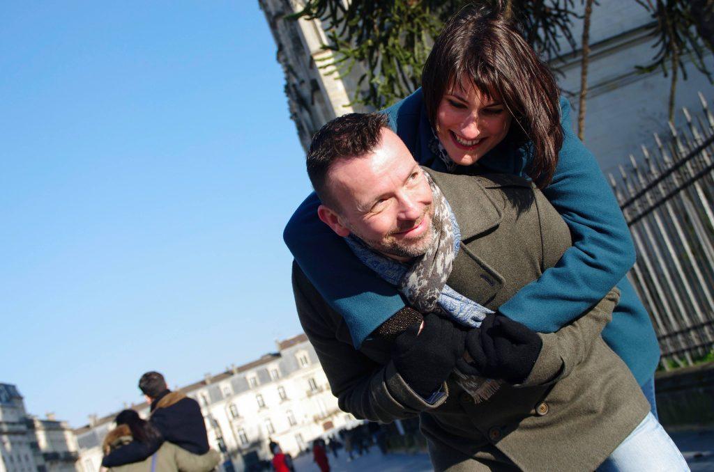 Céline peut compter sur le soutien de son mari - blog Souriez rose