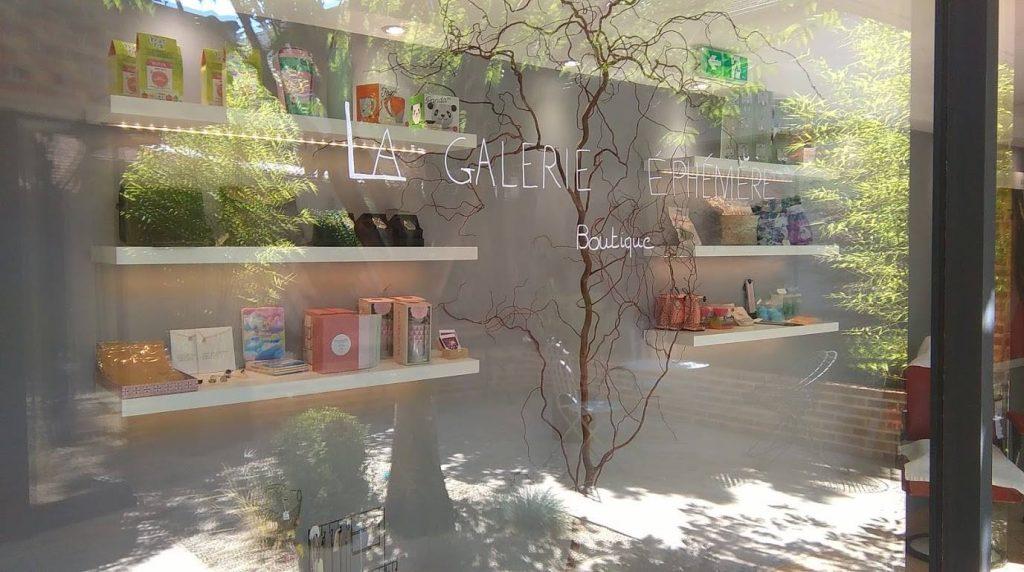 boutique éphémère Magali Delandre