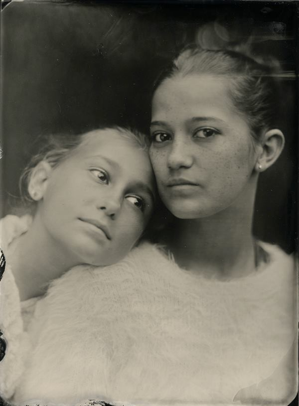 photographeuses portrait soeurs