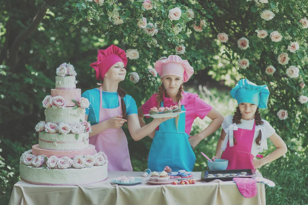 souriez rose atelier cuisine