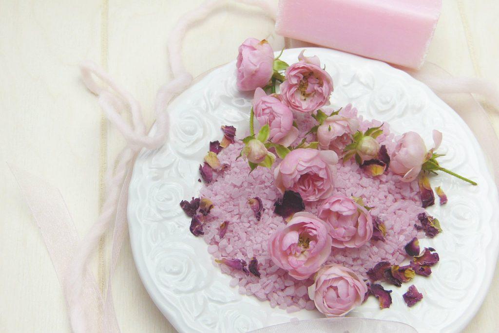 savon assiette bio blog souriez rose