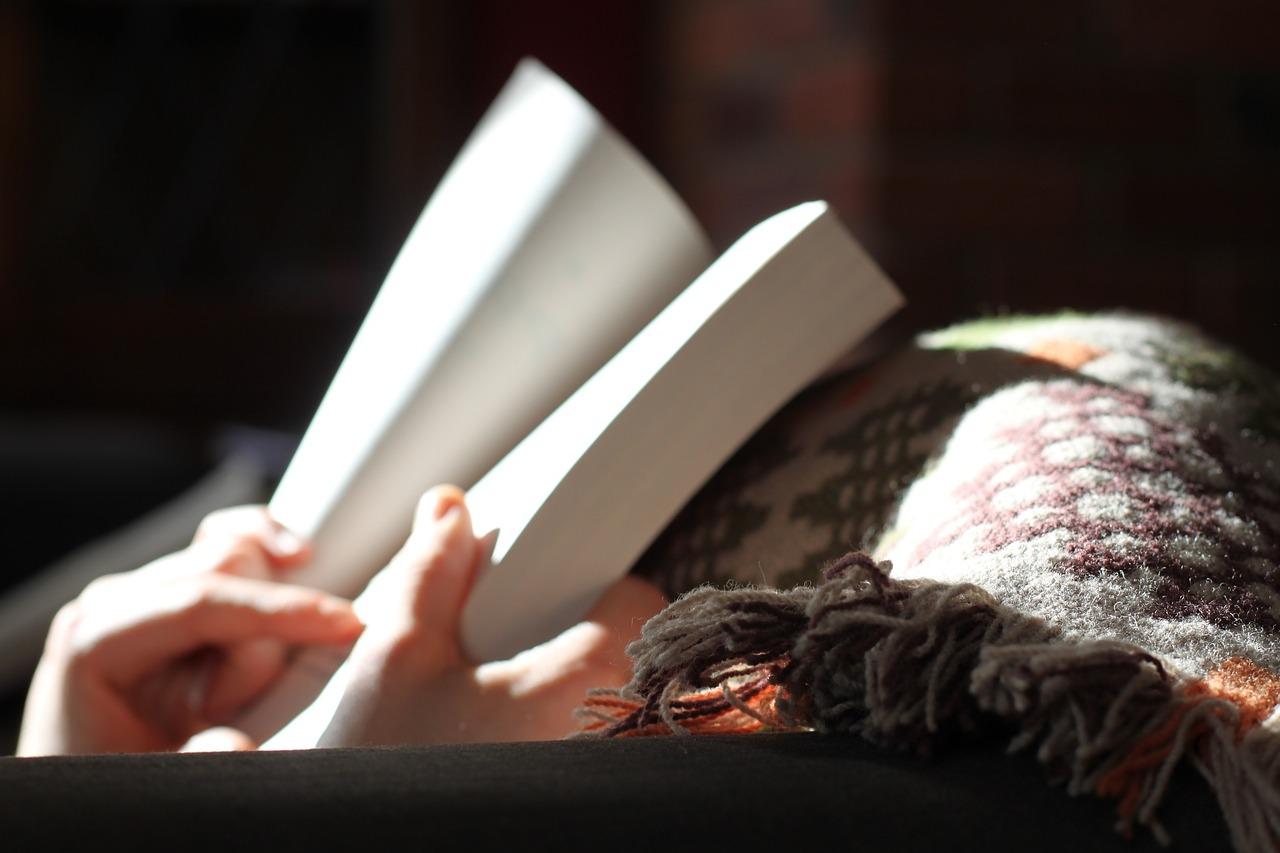 lecture moment pour soi blog Souriez rose