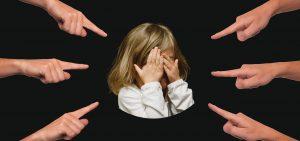 handicap invisible enfant Souriez rose