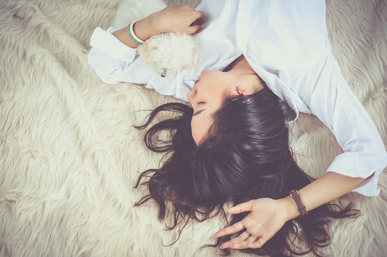 sommeil blog Souriez rose